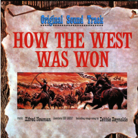 Alfred Newman How The West Was Won CD